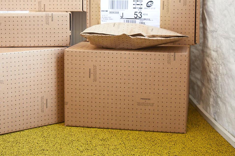Progress Packaging Sustainable Eco Recycled Biodegradable Green Luxury Bespoke Retail Range 2
