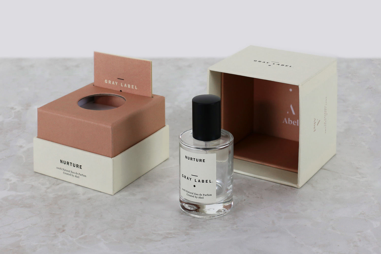 Progress Packaging Beauty Fragrance Bottle Glass Retail Luxury Gift Branded Environmentally Friendly Eco Mindfully Responsibly Sourced Bespoke Creative Manufacture Production