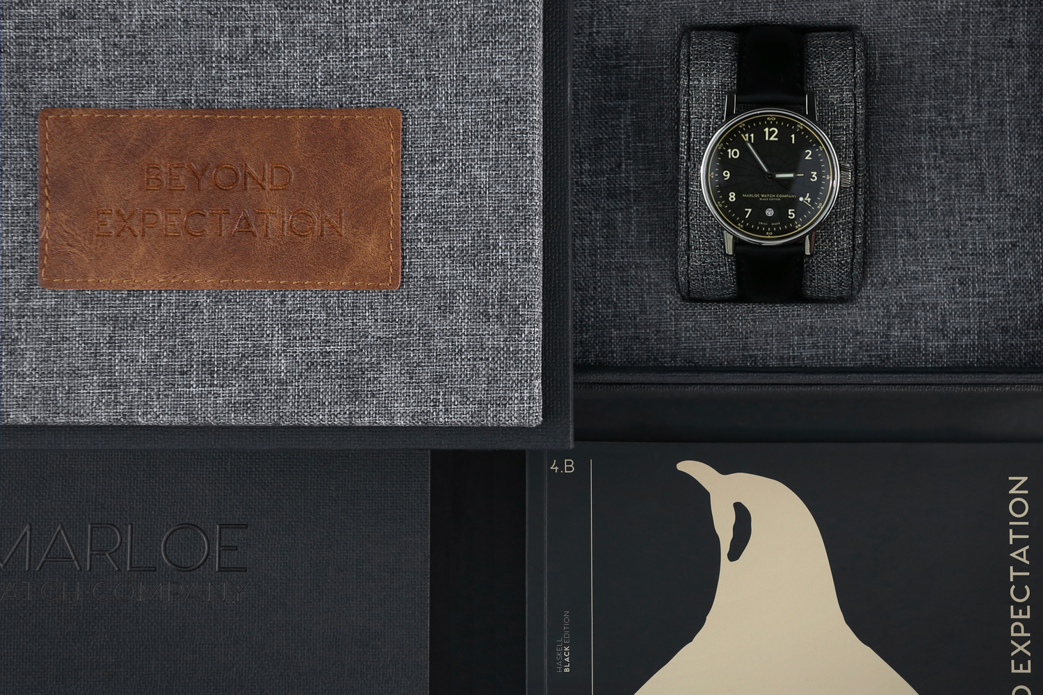 Progress Packaging Production Manufacture Luxury Brand Watch Box Timepiece Print Retail Fsc Approved Recyclable Eco Friendly Creative Premium Bespoke 5