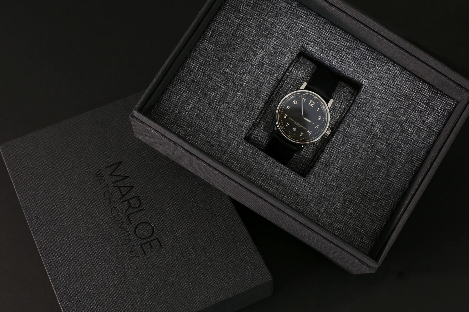 Progress Packaging Production Manufacture Luxury Watch Box Timepiece Print Retail Fsc Approved Recyclable Eco Friendly Creative Bespoke 2