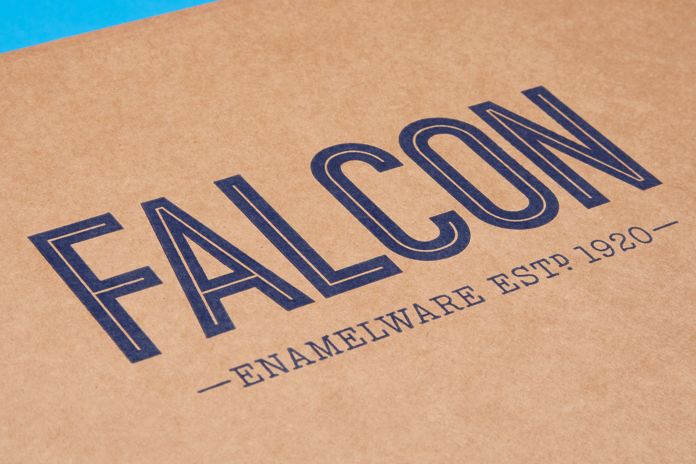 Progress Packaging Falcon Enamelware Bespoke Corrugate Kraft Ecommerce Box Manufacture Production Print 02