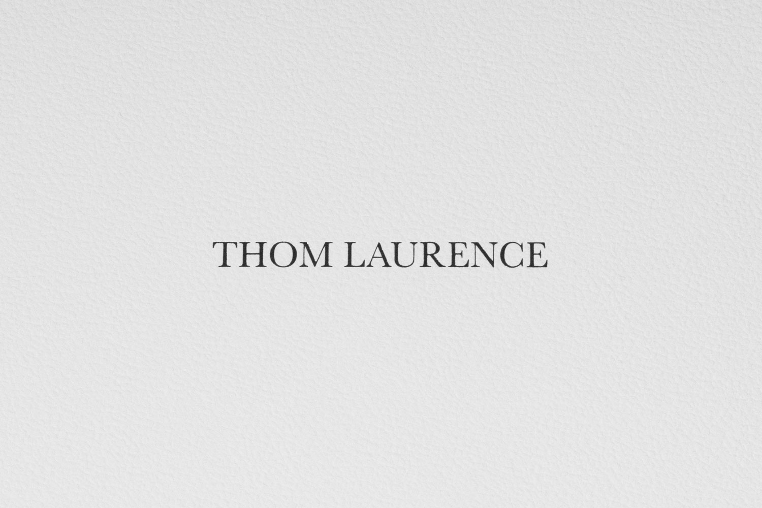 Progress Packaging Thom Laurence Bespoke Luxury Colorplan Embossed Blackfoil Box Manufacture Production Print 02