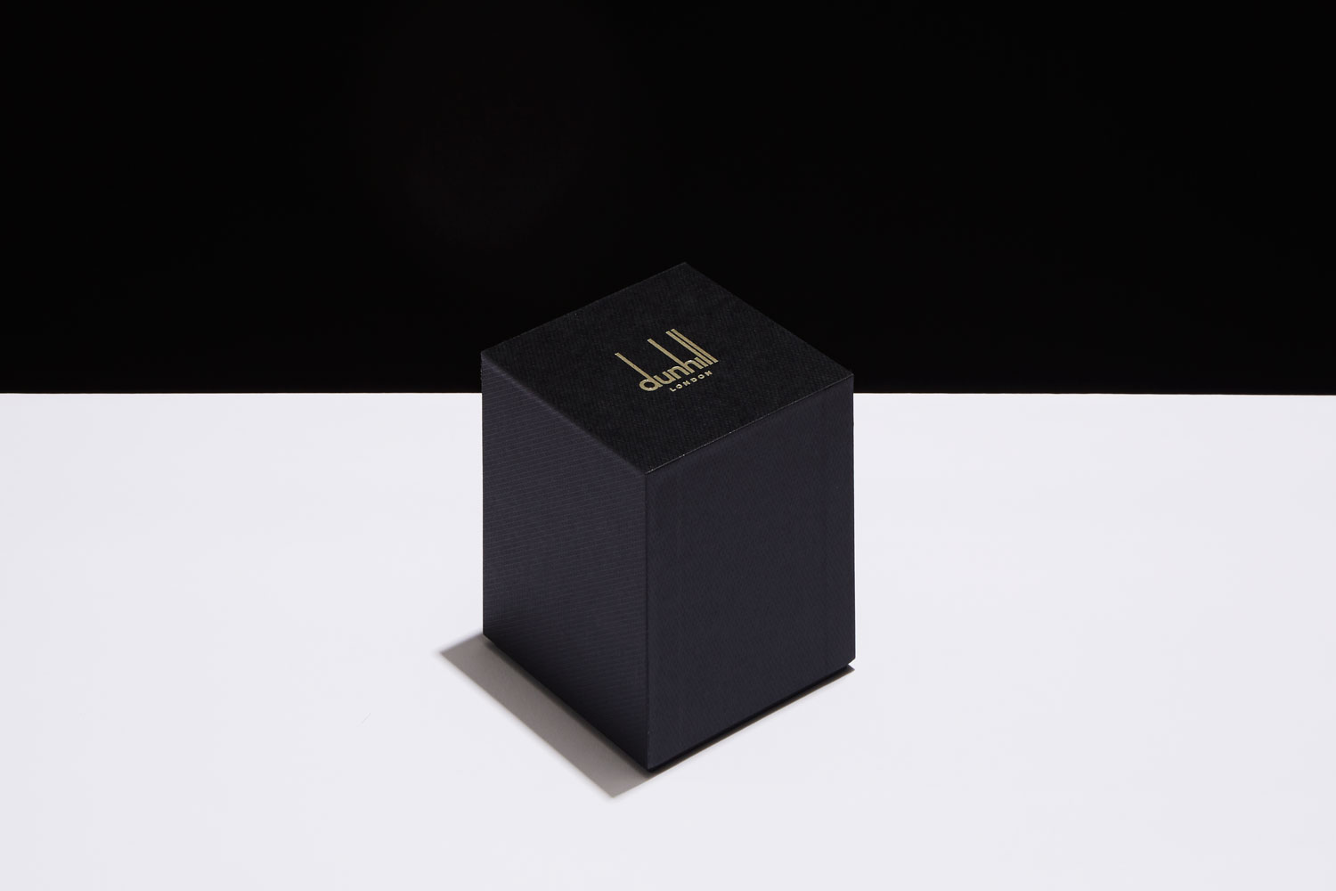 Progress Packaging Dunhill London Luxury Collection Rigid Boxes Sharp Edge Custom Embossed Paper Foil Block Bespoke Branded Retail 03