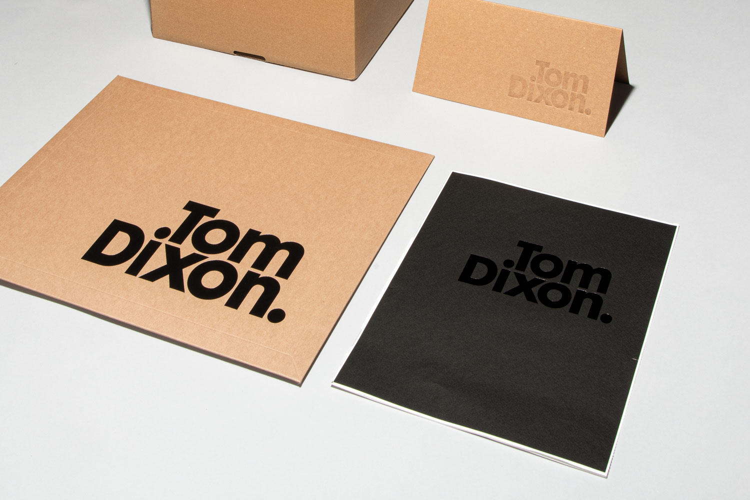 Progress Packaging Tom Dixon Environmentally Friendly Luxury Bespoke Retail Pcw Recyclable Sticker