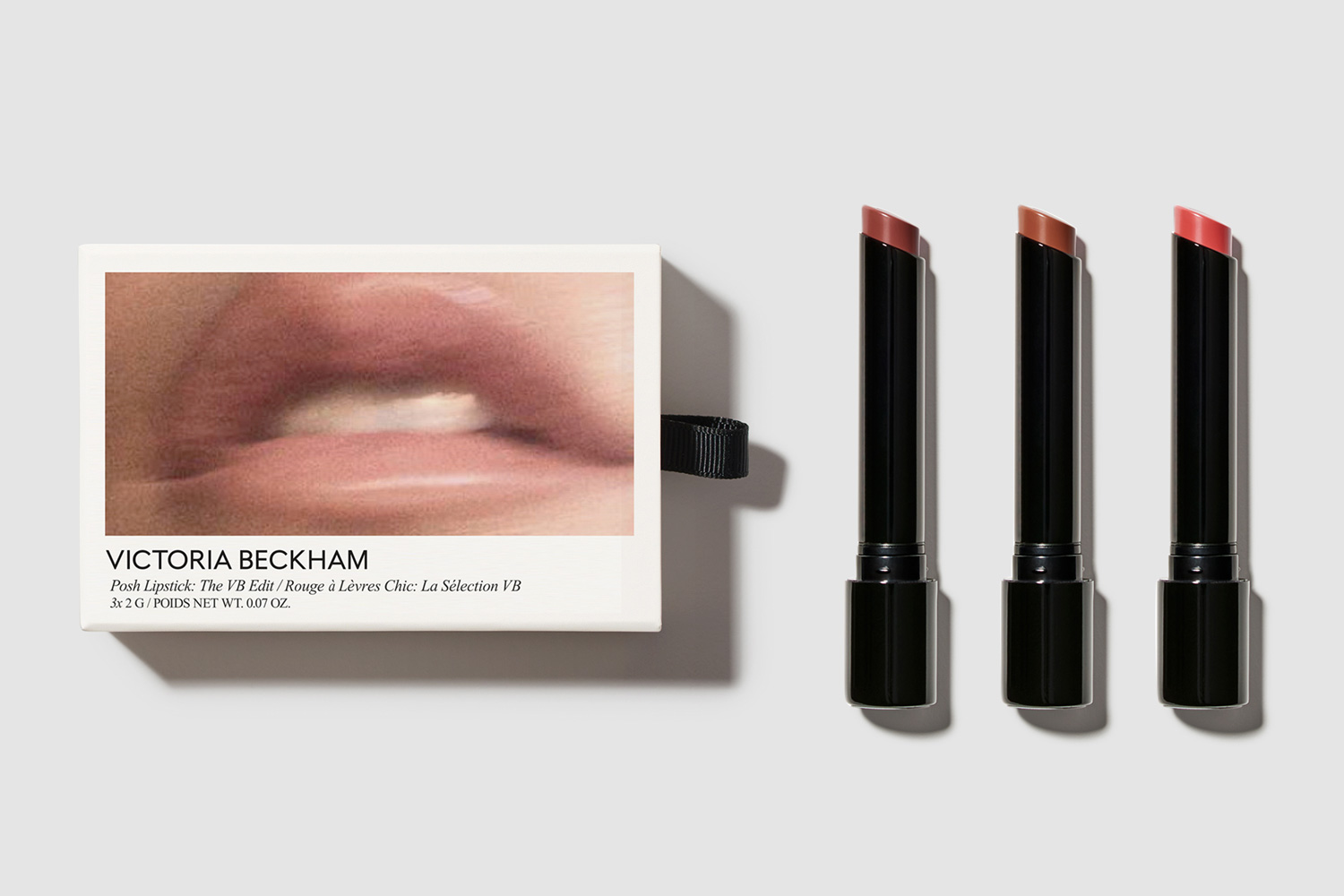 Packaging Beauty Cosmetics Makeup Retail Luxury Recyclable Environmentally Friendly Brand Creative Manufacture Production Victoria Beckham Progress 09