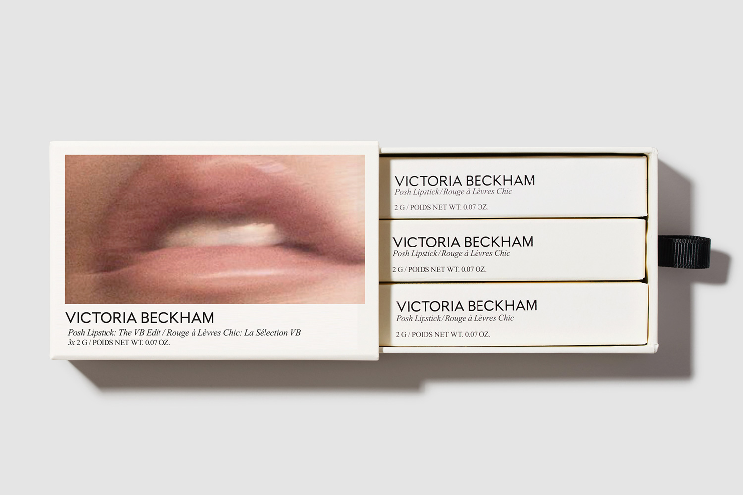 Packaging Beauty Cosmetics Makeup Retail Luxury Recyclable Environmentally Friendly Brand Creative Manufacture Production Victoria Beckham Progress 10