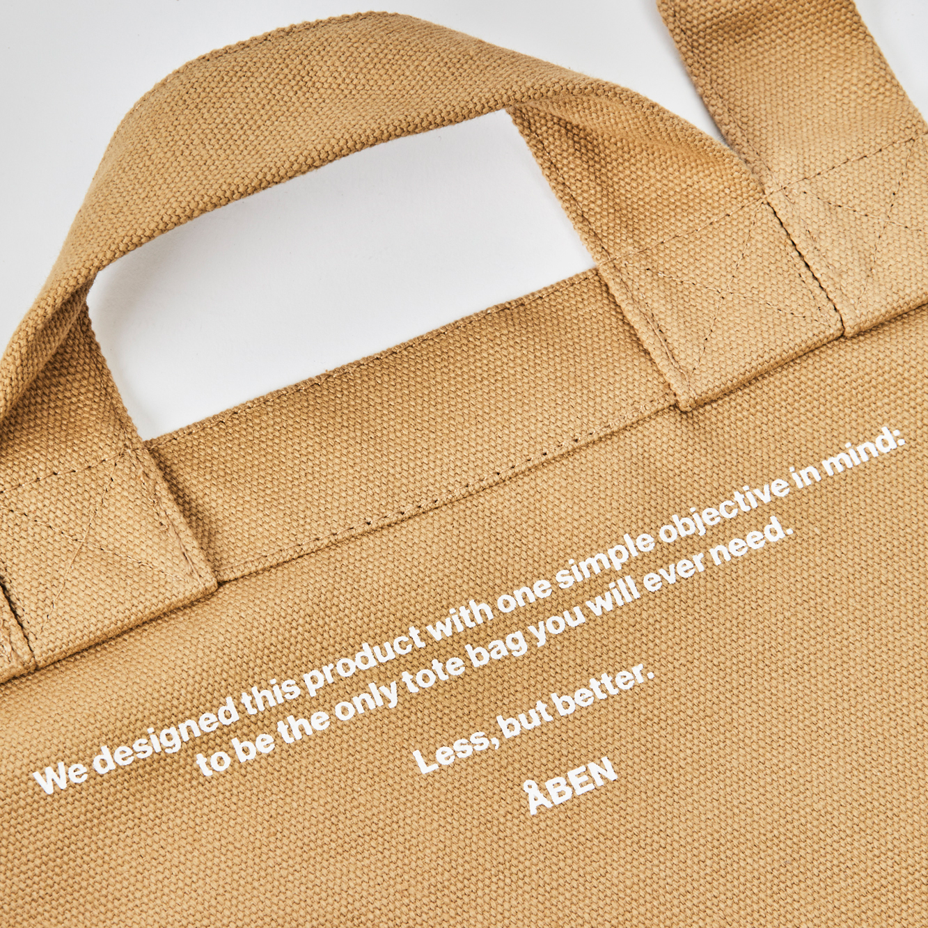 Progress Packaging Eco Friendly Canvas Tote Bag For Life Design Minimal Limited Edition Environmentally Friendly Creative Production Manufacture Uk 07
