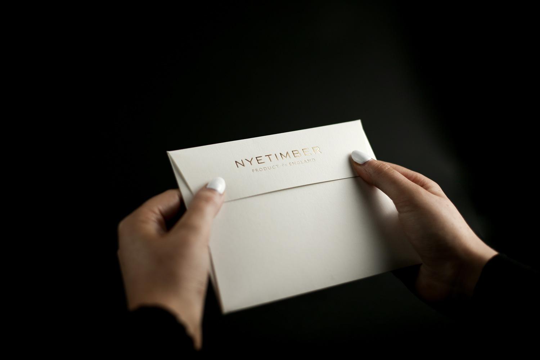 Wine Gift Voucher Pack Envelope Card Premium Luxury Drinks Spirits Bespoke Production Printed Foiled Progress Packaging 1